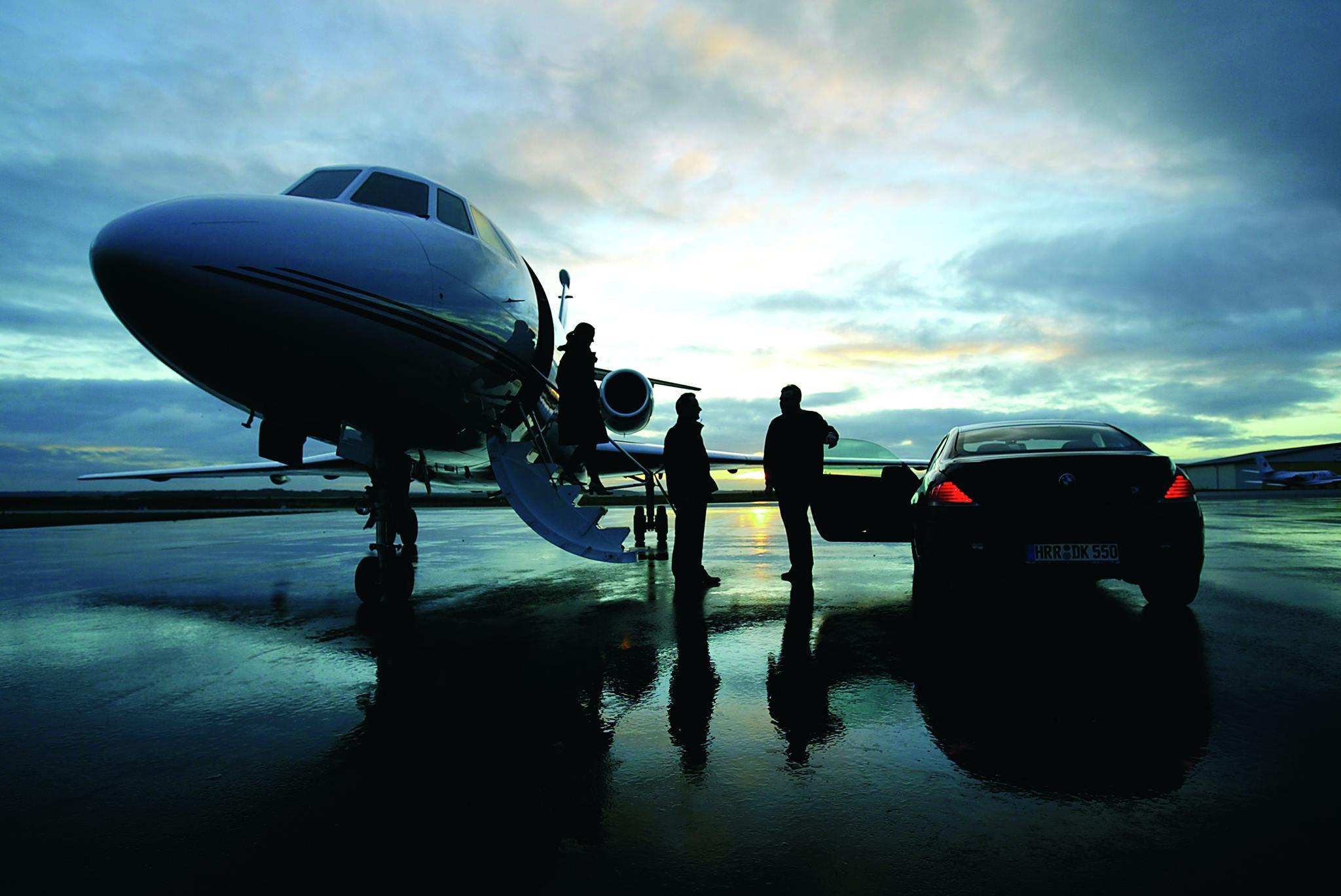 Бизнес авиация в Эстонии