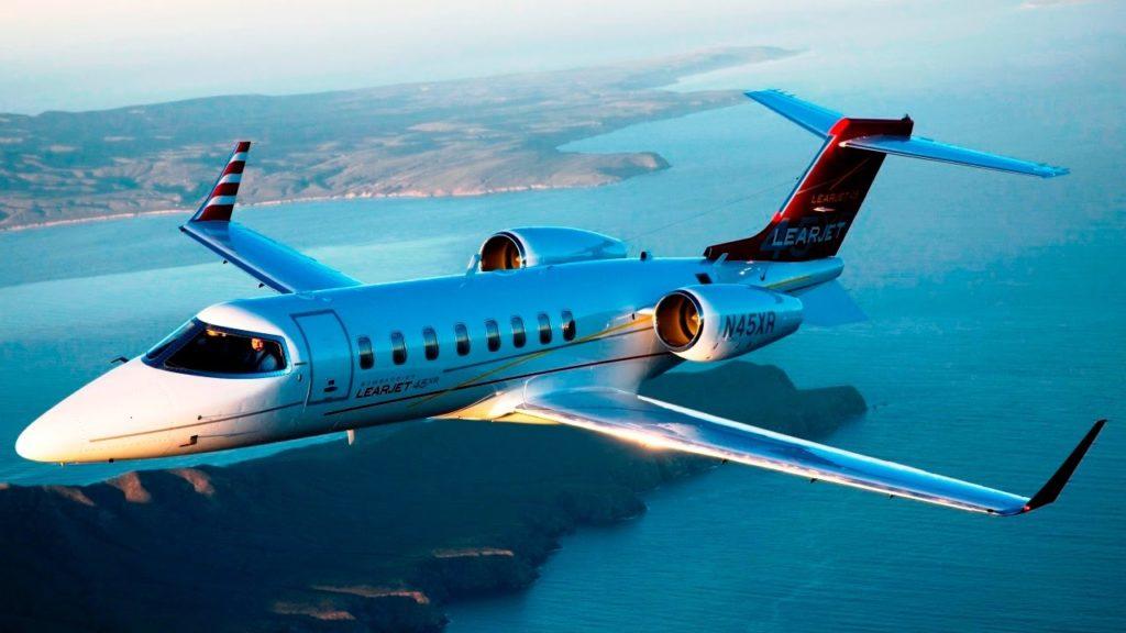 Самолет для бизнеса в Эстонии