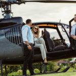 Заказ вертолета в Эстонии