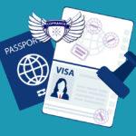 Визовая поддержка при перелетах на частном самолете в другую страну