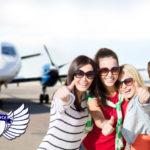 Индивидуальные перелеты на массовые мероприятия из Эстонии
